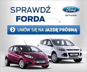 Jazda próbna Ford Fiesta / Ford Kuga