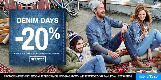 Denim Days w Medicine -20%