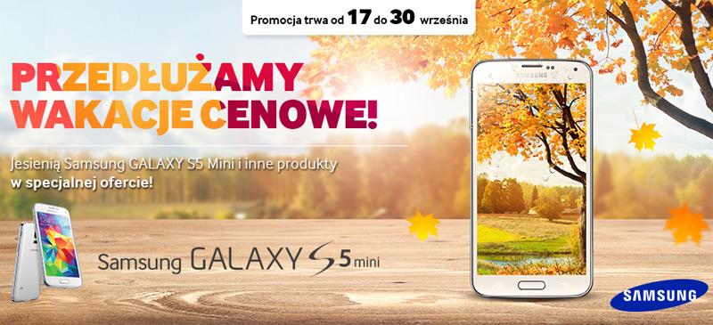 Samsung promocje wrzesień 2014