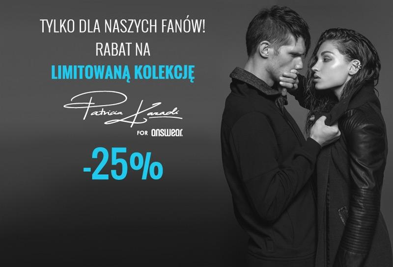 Rabat 25% na kolekcję Patricia Kazadi for ANSWEAR