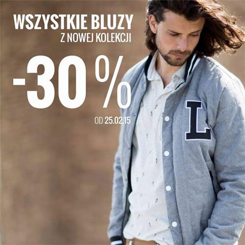 W House bluzy z nowej kolekcji 30% taniej