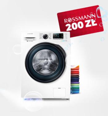 Karta Rossmann 200 zł w prezencie od Samsung