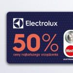 Electrolux cashback – zwrot 50% za najtańszy produkt