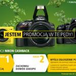 Nikon Cashback – zwrot gotówki za sprzęt