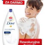 Testuj Dove – zwrot gotówki za żel Dove