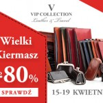 Wielki Kiermasz VIP Collection – rabaty do 80%