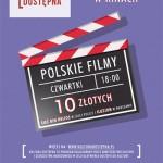 Bilety na polskie filmy za 10 zł