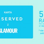 Karta Reserved 50 zł w Glamour