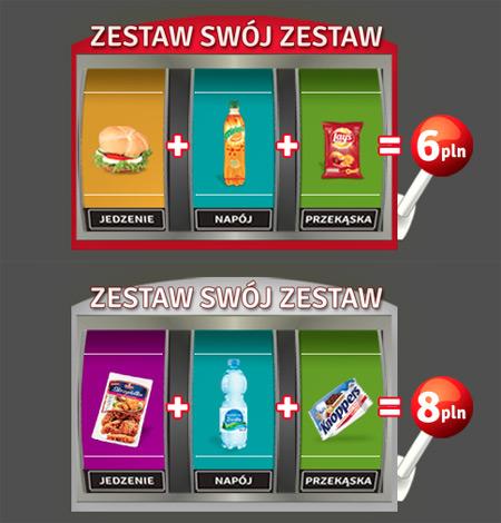 Żabka Meal Deal – zestaw za 6 zł lub 8 zł