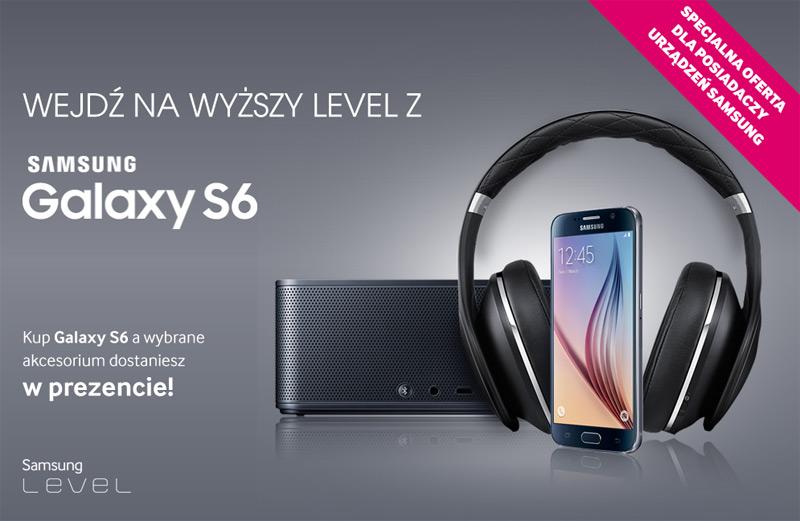 Prezent za zakup Samsung Galaxy S6
