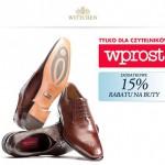 Wittchen rabat na obuwie dla czytelników Wprost