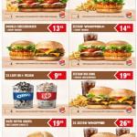 Kupony rabatowe Burger King (lipiec-sierpień-wrzesień 2015)