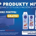 Portfel Nivea gratis w Rossmann