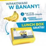 Lunch Box w Minionki w sklepach Piotr i Paweł