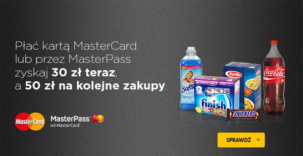 Promocja MasterPass w BDsklep.pl