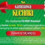 Kamisiowa Kuchnia – pluszowy miś od Kamis