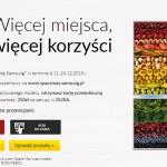 Świąteczna promocja na lodówki Samsung (listopad-grudzień 2015)