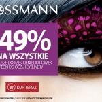 Rossmann promocja 49% taniej