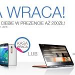 Kasa wraca za zakup produktów Lenovo i Motorola