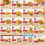 Kupony rabatowe KFC – zima 2016