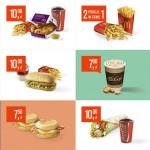 Kupony rabatowe McDonald's – zima 2016