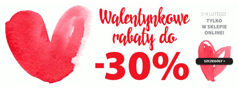 Walentynkowa promocja w home&you – rabat do 30%
