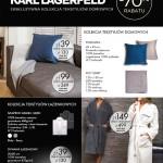Karl Lagerfeld w Carrefour – zbieraj naklejki i wymień je na rabat
