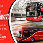 Promocja BLIK na bilety PolskiBus – zwrot 20% płatności