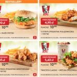 Kupony rabatowe KFC – wiosna 2016