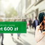 MoneyMania 2016 – premia do 600 zł za konto w mBanku