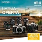 Letnia oferta Olympus – zwrot gotówki za zakup aparatu lub obiektywu