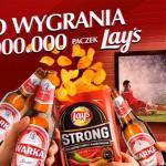 Wygraj chipsy Lay's w loterii Warka