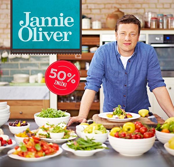 Promocja na produkty z kolekcji Jamie Oliver w Almie