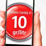 Rabat na paliwo Orlen – 10 groszy na litrze