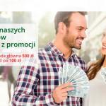 Premia za wypłatę gotówki w bankomatach BZ WBK