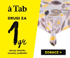 Drugi produkt za 1 grosz w à Tab