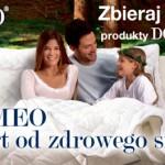 Promocja DORMEO w Kaufland – rabat za naklejki
