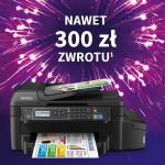 Epson zwrot za zakup drukarki