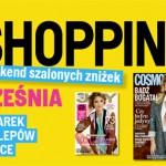 Weekend zniżek 23-25 września 2016 (I love shopping)