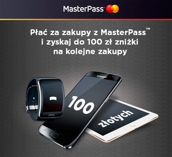 Jesienna promocja z MasterPass