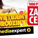 Loteria urodzinowa Media Expert