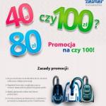 Zelmer – premia za zakup odkurzacza