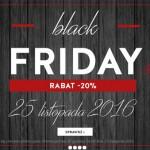 BLACK FRIDAY – Casu rabat 20%