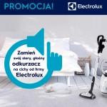 Electrolux – premia do 200 zł za zakup cichego odkurzacza