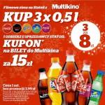 Filmowa zima na Statoil z Multikino i Coca-Cola