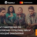 Promocja Pyszne.pl i Masterpass