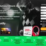 Spotify Premium za darmo na rok – promocja Citibank