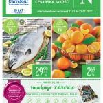 Gazetka Carrefour od 11 stycznia 2017 (hipermarket)
