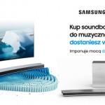 Samsung soundbar – Tidal w prezencie