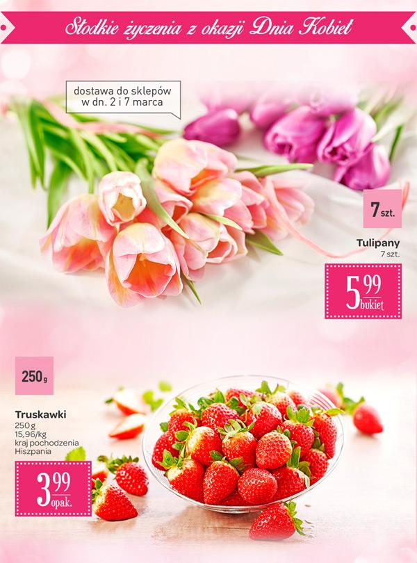 Carrefour promocje na Dzień Kobiet